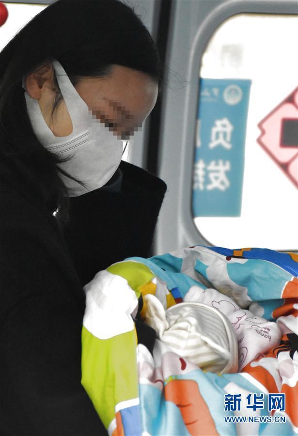 (聚焦疫情防控)(2)河南一出生5天即被确诊新冠肺炎的宝宝治愈出院