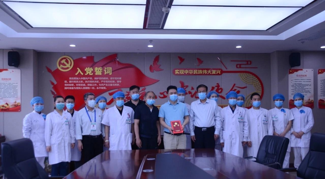"""""""柏凯博士工作站""""在汝州市人民医院正式启动!"""