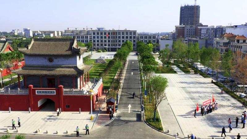 """河南杞县:城乡融合绘就""""新图景"""""""