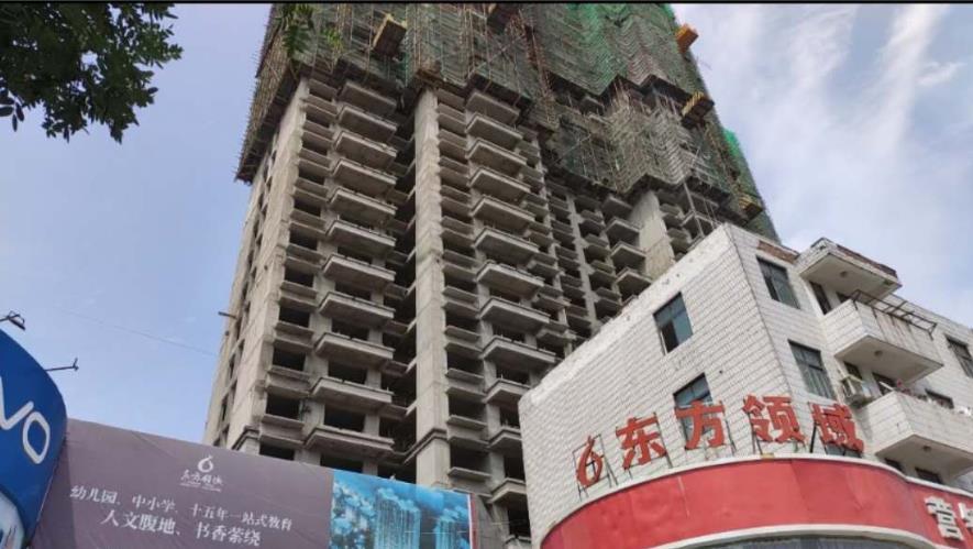 """郑州冠华置业东方领域工程款缩水700万?总承包方和劳务施工方到底谁在""""诈骗""""?"""