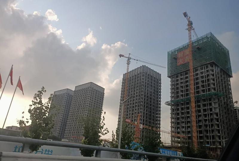 商丘商鼎国际项目:没预售证房子快卖完 住建局:若属实将重罚