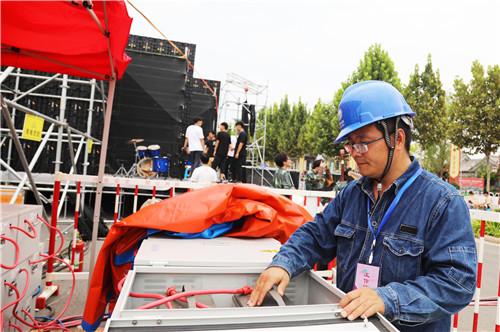 国网修武县供电公司:与子偕作,