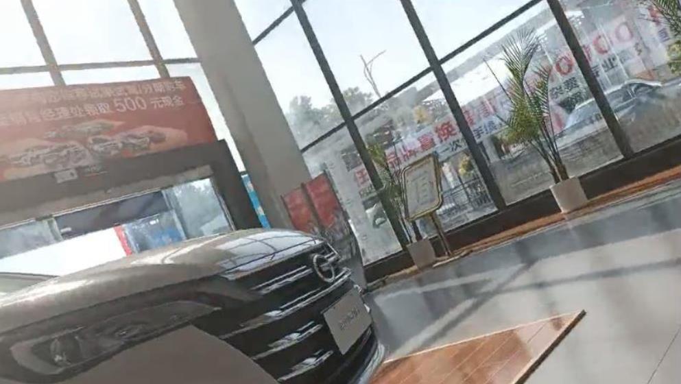 交万元约定分期提车 一个月分期没下来钱也不退 广汽传祺商丘宏宝4S店:办理中