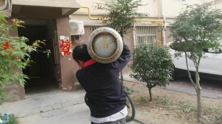 叶县新宇小区:7年前已缴费 入住3年未通气 170多万天然气开口费哪儿去了