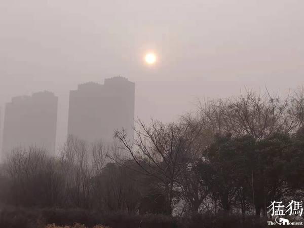 郑州市启动重污染天气橙色预警 全市停止建筑拆除、渣土运输