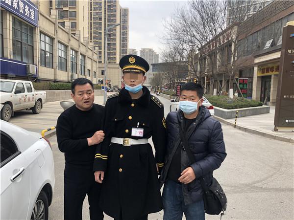 郑州市二七区一小区住户家中接连被盗 窃贼竟是小区保安