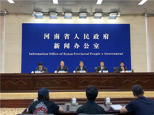 今年河南省夏粮收购价格上涨为1.13元/斤,收购信贷资金500亿元