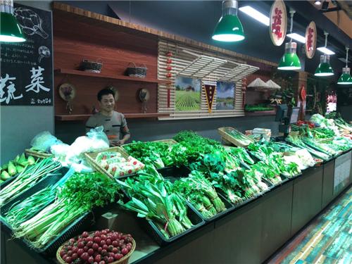 丹尼斯集团斥资千万打造河南独具特色的国际化农贸市场