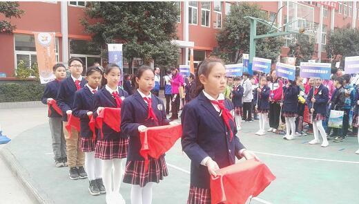 2017年河南省中小学航海模型竞赛在政通路小