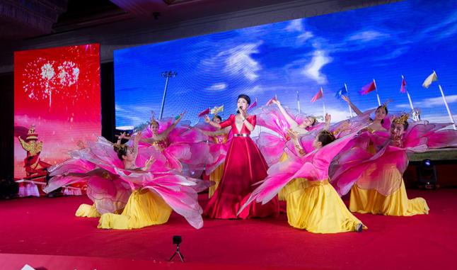 中国红茅台迎宾酒上市发布会在郑举行
