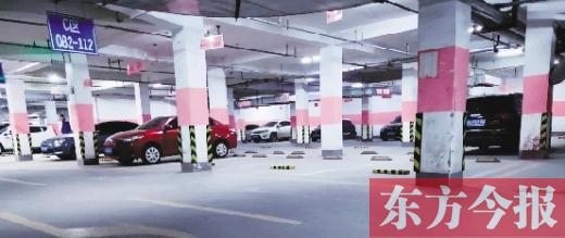 """小区地下车位到底属于谁?郑州一小区和开发商""""杠""""上法庭"""