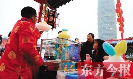 过大年 郑东新区游玩攻略来了