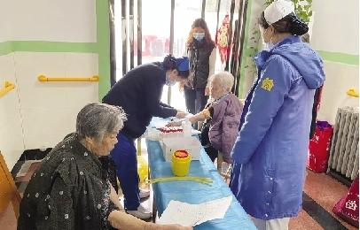 @65岁以上老人  快来参加每年一次的免费体检